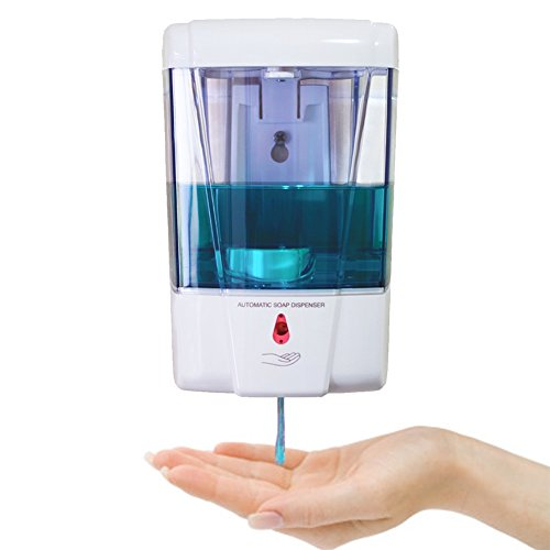 Automatic Liquid Soap Dispenser ~ Stillcool wall mount soap dispenser shower liquid