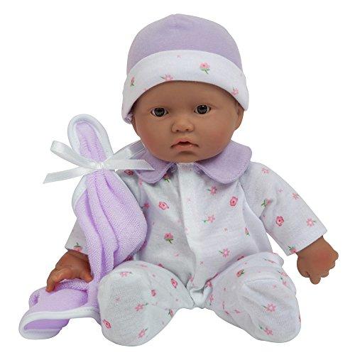 Jc Toys La Baby 11 Inch Hispanic Washable Soft Body Play