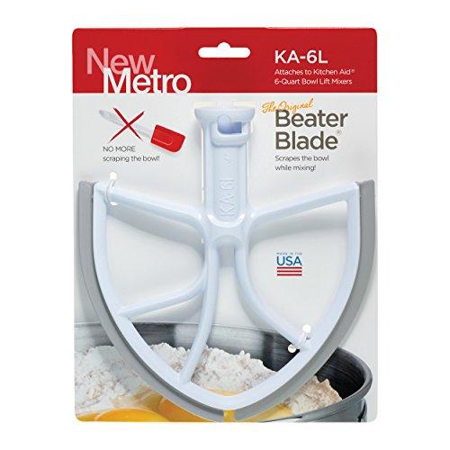 Original Beaterblade For Kitchenaid 6 Quart Bowl Lift