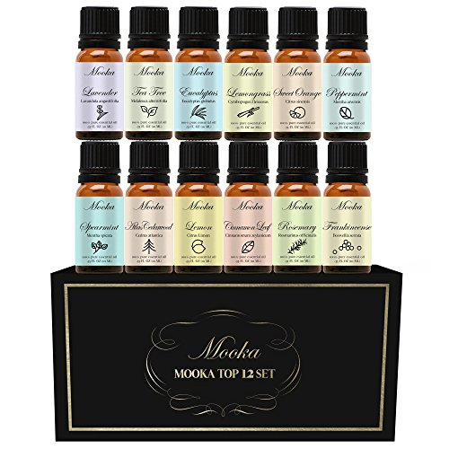 Aromatherapy Essential Oil Diffuser 530ml Cool Mist
