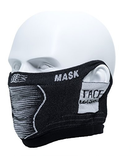 Coxeer Dust Mask, Motocycle Mesh Cover Dust Mask Half Face Bike Mask