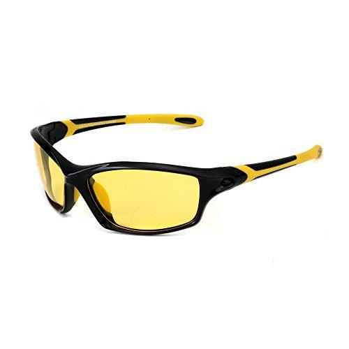dedc19d9de6 Anti-glare Rain Day Night Vision Sunglasses – HD Night Driving Glasses  Polarized