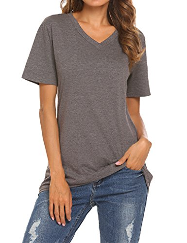 81d7fc893df Short-sleeve classic tee featuring ribbed crew neckline. Thanks size  measurement  Inches S---Bust 36. 3inch---back Medium Length 27. 3 inch  m---Bust 38.